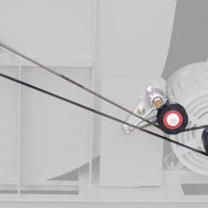 HFD Flat belt system